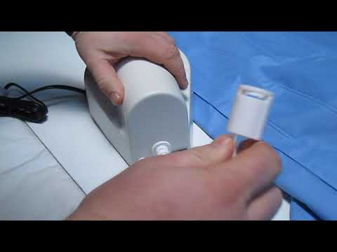 Contour Products Mattress Genie – Connecting 57 Series Motor to 58 Series Bladder
