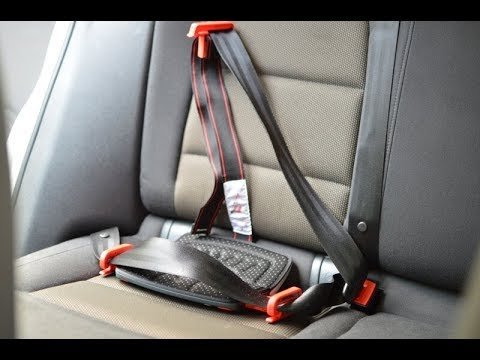 Mifold Portable Car Seat - Installation Guide