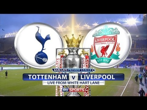 FIFA16 - Tottenham Hotspur v Liverpool Match Preview - YouTube