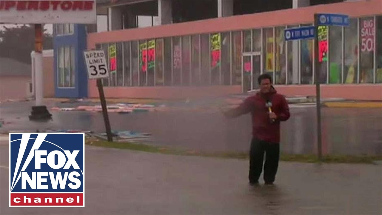 North Carolina businesses damaged by Hurricane Florence