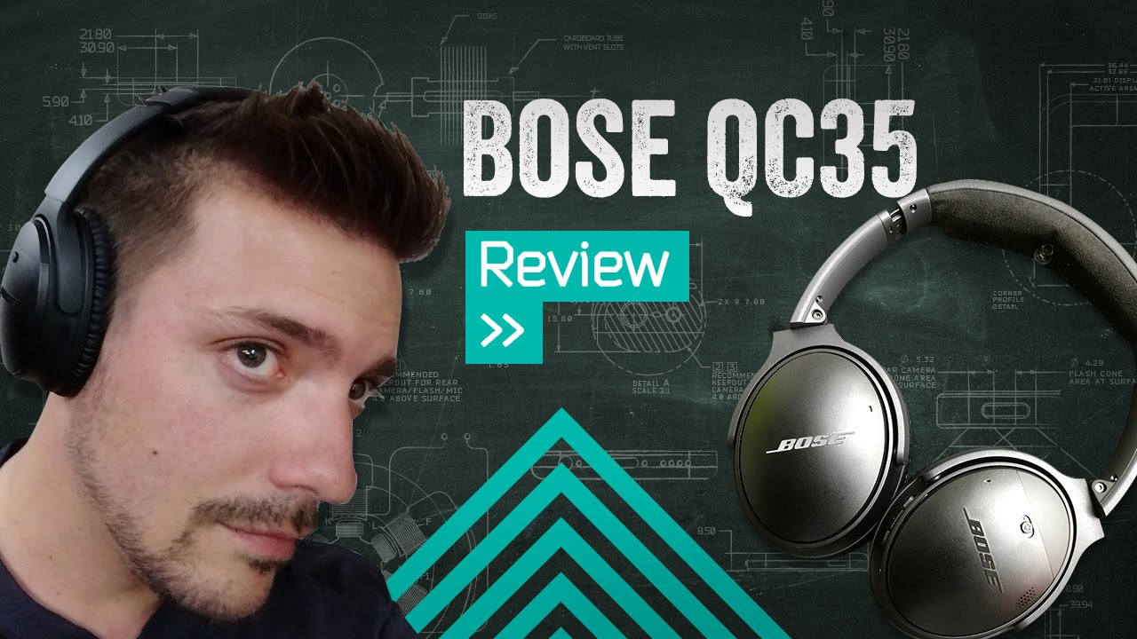Mr Mobile's Bose QC35 Review: So nice I bought it twice | iMore