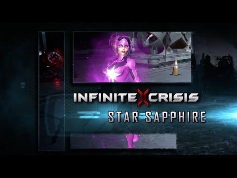 Star Sapphire - Infinite Crisis Champion Profile
