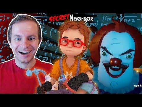 Secret Neighbor Beta | Обзор персонажа Изобретатель (INVENTOR)