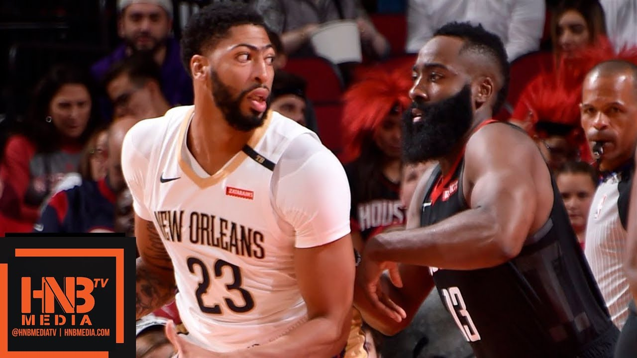 Houston Rockets vs New Orleans Pelicans Full Game Highlights | 10.17.2018, NBA Season