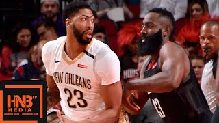 Houston Rockets vs New Orleans Pelicans Full Game Highlights | 10.17.2018, NBA Season
