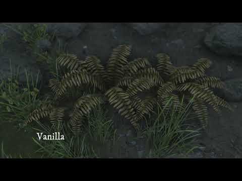 Skyrim Mods: Plants Animation Remove (PS4/XBOX1) - YouTube
