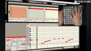 Ableton Tutorial - Sound Design Series (pt5) - Follow Actions (pt2 - Beat Intercept)