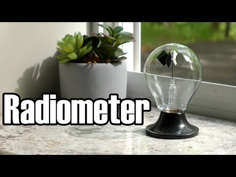 What the Crookes Radiometer can teach us