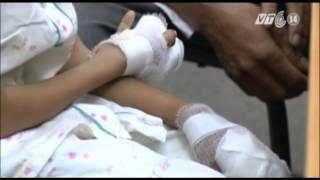 VTC14_Mối nguy hại với trẻ nhỏ từ đồ chơi Trung Quốc