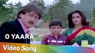 O Yaara (HD) | Kaash (1987) | Jackie Shroff | Dimple Kapadia