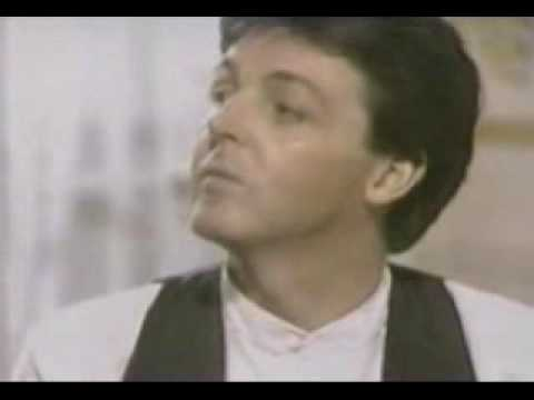 Paul Mccartney & Steve Wonder - Ebony And Ivory