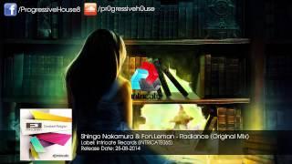 Shingo Nakamura & Fon.Leman - Radiance (Original Mix)