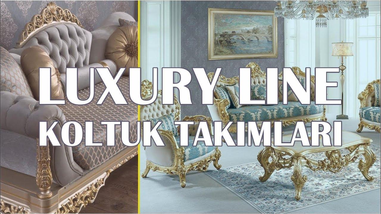 Luxury Line Lux Sofa Sets