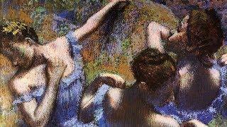 Дневник одного Гения. Эдгар Дега. Часть I. Diary of a Genius. Edgar Degas. Part I.