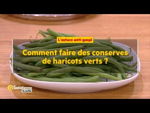 comment faire des conserves de haricots verts youtube. Black Bedroom Furniture Sets. Home Design Ideas