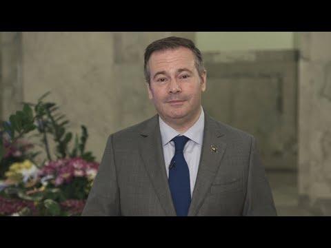 Alberta Premier discusses TMX, federal energy bills, Alberta economy