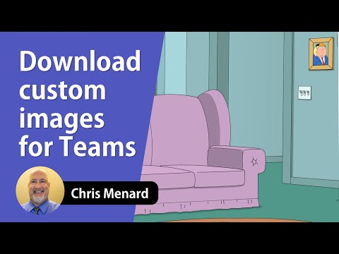 Teams Custom Background Images For Family Guy The Simpsons And Other Shows Youtube