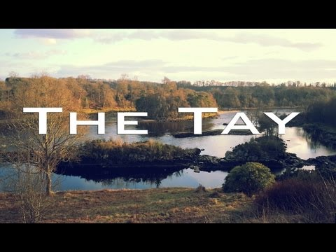 THE RIVER TAY - Part 1   The BIG Fly Fish UK with Greig Thomson