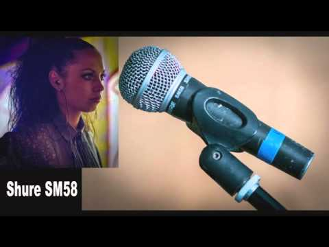 Using Lewitt microphones for female folk vocals - test
