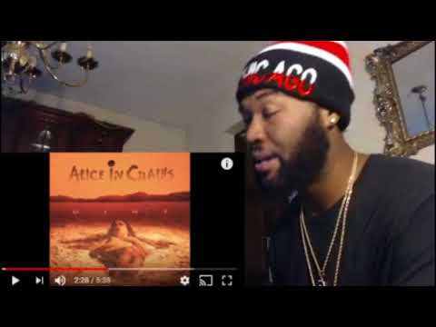 Alice In Chains- Down In a Hole - REACTION