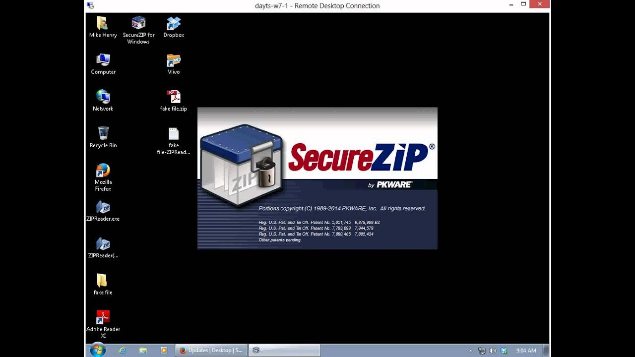 Windows 7- Change ZIP Association back to PKZIP/SecureZIP