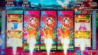 Lady Butterfly Slot - SUPER BIG WIN & Live Play Bonus!