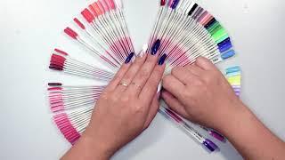 как правильно выбрать цвет для маникюра