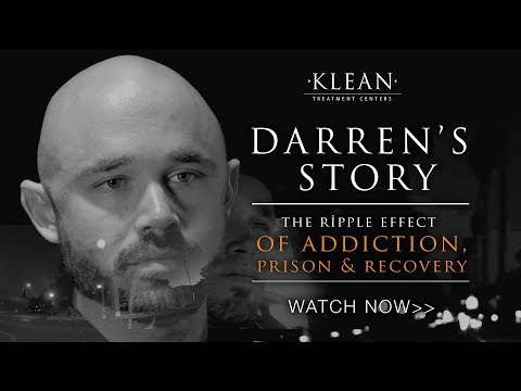 Darren's Story: The Ripple Effect of Addiction, Prison and Recovery (Rated R)