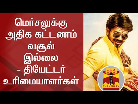 MERSAL | Selling Movie Tickets as per Government Norms - Theatre Owners