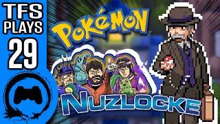 Pokemon Silver NUZLOCKE Part 29 - TFS Plays - TFS Gaming