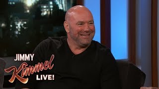 Dana White on McGregor vs Khabib Fight