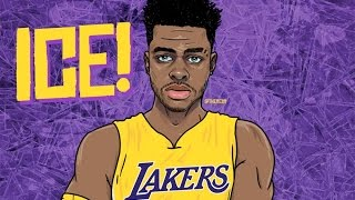dangelo russell   nba mix deja vu