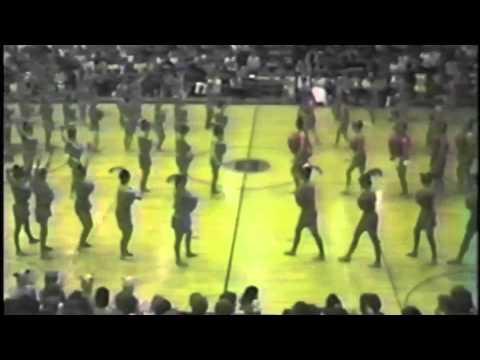 Sports Night 1986  Pennsbury High School Betty Boop Dance