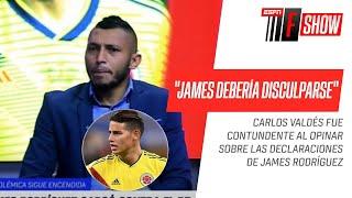 """Carlos Valdés, CONTUNDENTE: """"Nadie está por encima de la Selección"""""""