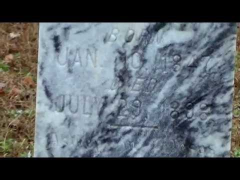 Chitty & Hair Family Memorial Cemetery (2nd SC String Band)
