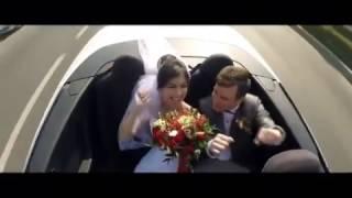 Кабриолет на свадьбу / промо
