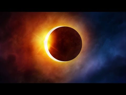 Incredible Solar Eclipse 2017 - Monticello Hotel rooftop - Longview - Kevin Hunter