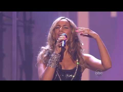 Leona Lewis - Better In Time  (Live @ AMA)