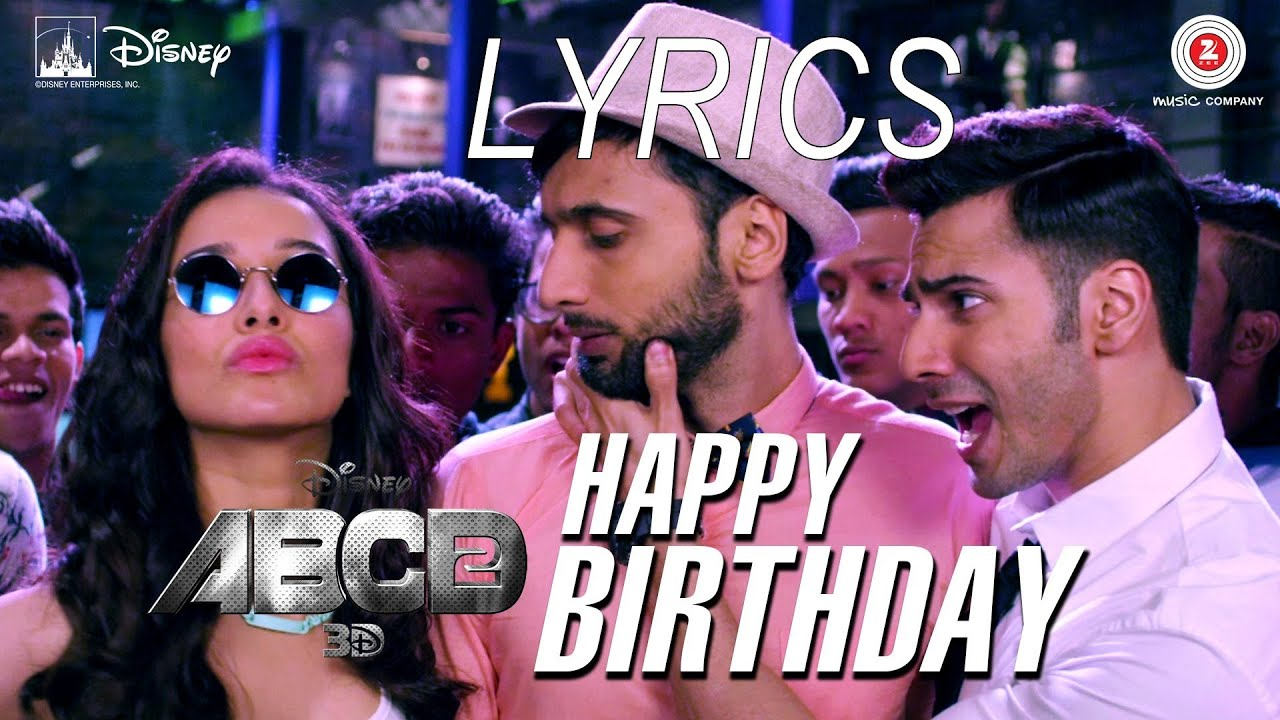 Happy Birthday FULL VIDEO SONG