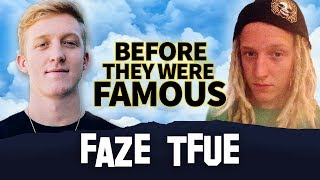 FaZe Tfue | Before They Were Famous |  Fortnite Twitch Gamer Biography