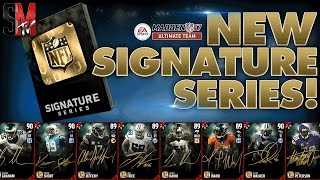 ROAD TO THE PLAYOFFS UPDATE!?!   NEW SIGNATURE PACK OPENING   NEW PLAYERS   MADDEN 17 ULTIMATE TEAM