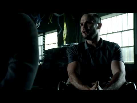 Banshee Season 3: Episode #10 Clip - Leo Tells Job What's In Store (Cinemax)
