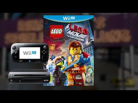 Gameplay : The Lego Movie Videogame [WII U]