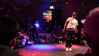 Bgirl Battle Judges Showcase - IBE 2017