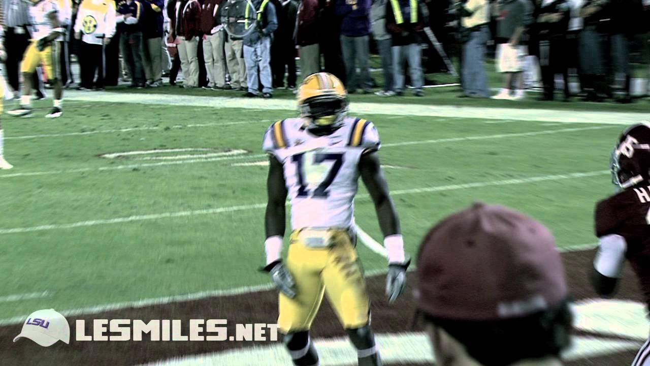 Defensive Backs Highlight Lsu Football 2011 Youtube