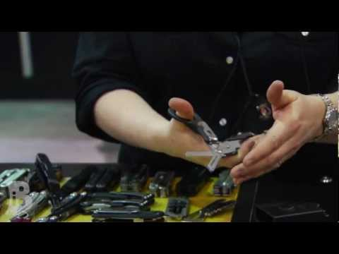 Leatherman Cam Pump Amp Rail Pockettool Product Video