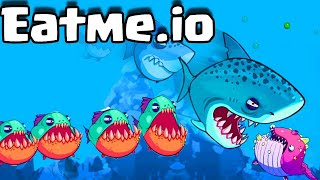 Eatme.io Gameplay | Top 10 IO games 2017 | New released | Best IO game