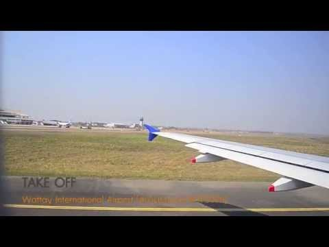 Lao Airlines [VTE-LPQ] Take Off