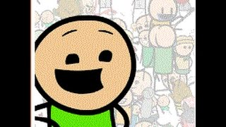 The Cyanide & Happiness show - Season Too, Episode 1 - The Cyanide & Happiness Show