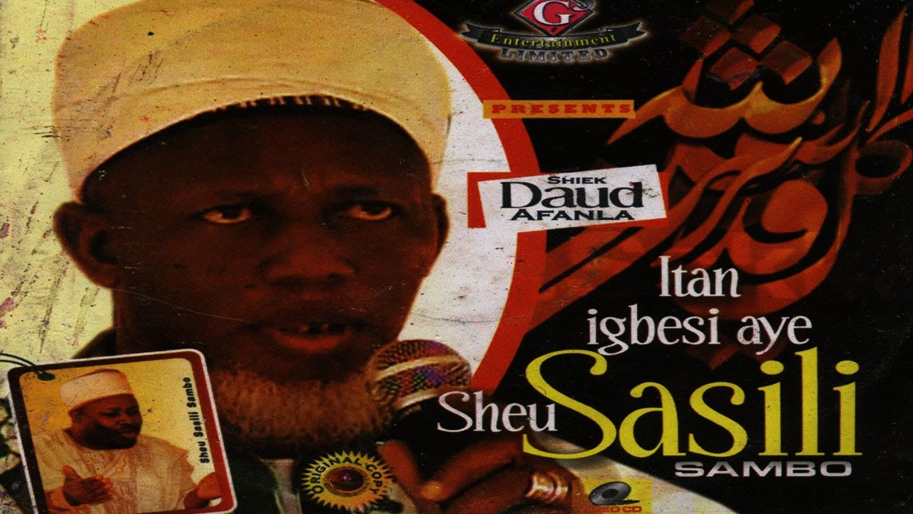 Download ITAN IGBESI AYE SHEU SHASILI - Fadilat Sheikh Daud Alfa Nla